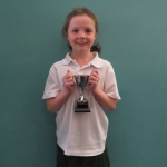 Jennifer Ramage - Year 3 High Academic Achievement