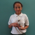 Erena - Year 6 Excellence in Attitude Award